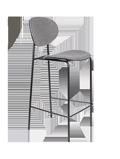 Barstühle Donny, 2 Stück